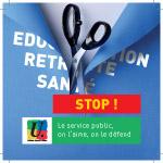 MANIFESTATION SAMEDI 6 NOVEMBRE 2010