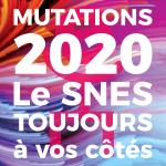 Stage Mutations intra-académiques : Vendredi 20 Mars 2020 à Poitiers