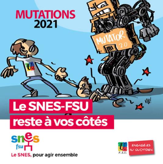 Mutations Intra-académiques : consultation, vérification, demande de modification éventuelle des barèmes/vœux : du 6 mai au 20 mai à 12h sur SIAM via Iprof